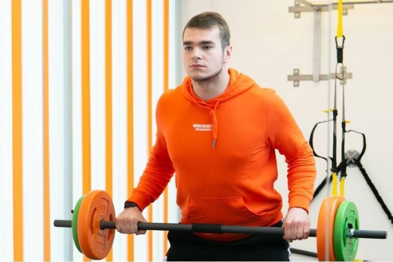 Круговая тренировка в Energy Club в Таллине