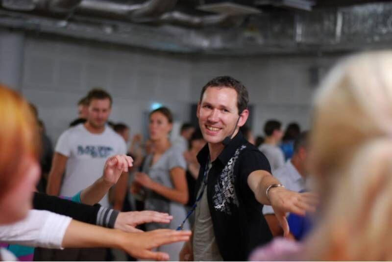Casa de Baile lõbusad tantsutrennid paarile Tallinnas