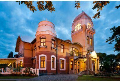 Kellaviietee Villa Ammendes Pärnu
