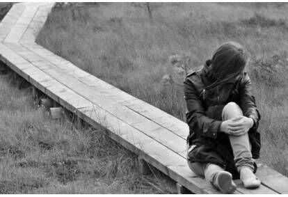 Эмоциональная фотосессия в Вильянди на первозданной природе Вильяндийского уезда