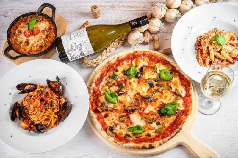 Margherita Pizzeria & Trattoria kinkekaart kahele