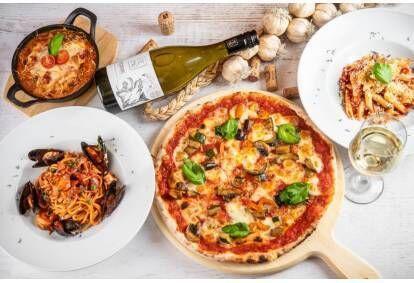 Margherita Pizzeria & Trattoria kinkekaart perele