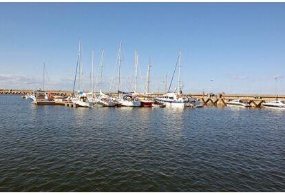 Поездка на парусной яхте в Найссаар