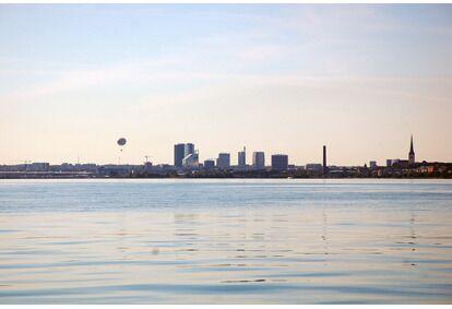 Pooleteist tunnine purjetamine Tallinna lahel