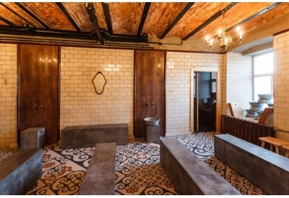 Meestesauna külastus Tallinna saunas